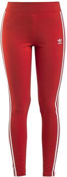 Adidas Adicolor 3-Stripes Leggings university red