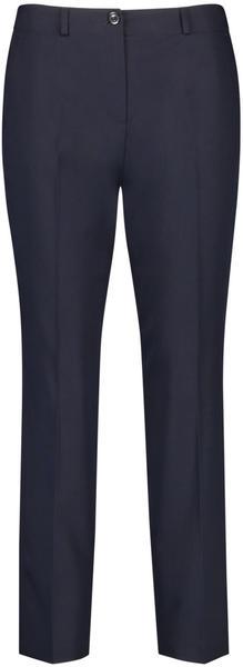 Gerry Weber 7/8 Hose mit Bügelfalten dunkelblau (1-92382-38173-80869)