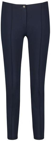 Gerry Weber 7/8 Hose Edition de luxe Slim Fit marineblau (1-92219-67802-82200)