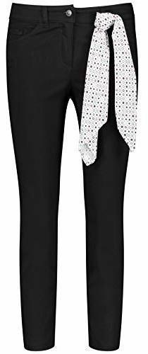 Gerry Weber Best4me 7/8 Hose pants to go schwarz (1-92335-67813-12800)
