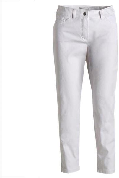 Gerry Weber Best4me 7/8 Hose pants to go weiß (1-92335-67813-99600)
