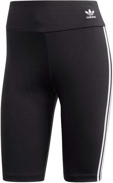 Adidas Originals Biker Shorts Women black/white