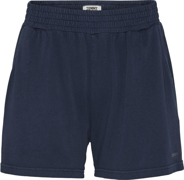 Tommy Hilfiger Organic Cotton Sweat Shorts (DW0DW07986) twilight navy