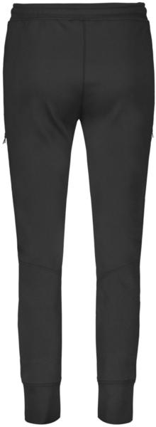 Gerry Weber Tracksuit bottoms with zip details (1_92403-67800) black
