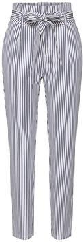 Vero Moda Trousers (10216701) snow white/navy blazer
