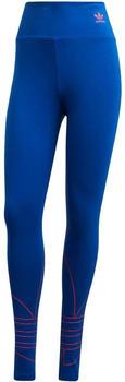 Adidas Adicolor Large Logo Leggings royal blue