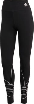Adidas Adicolor Large Logo Leggings black