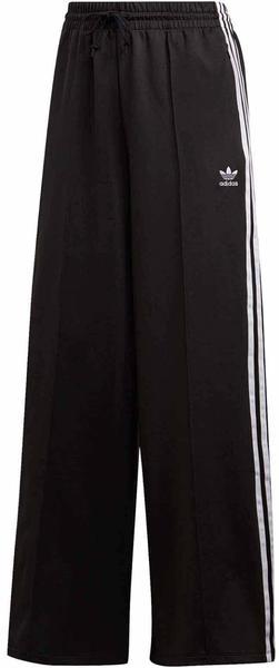 Adidas Primeblue Relaxed Wide Leg Pants black