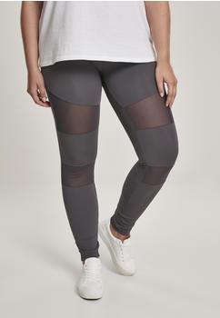 Urban Classics Ladies Tech Mesh Leggings (TB1174-00432-0037) raw grey