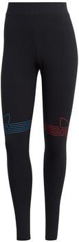 Adidas LOUNGEWEAR Adicolor Tricolor Leggings black
