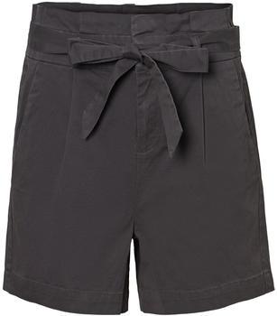 Vero Moda Vmeva Hr Paperbag Cot Shorts Noos Ga (10225993) phantom