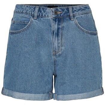 Vero Moda Vmnineteen Hr Loose Shorts Mix Noos (10210384) light blue denim