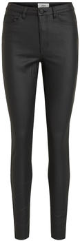 Object Collectors Item Objbelle Mw Coated Pants Noos (23032968) black