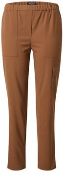 Marc O'Polo Cargo trousers RIMKA model made of elegant blended wool (101028110363) camel