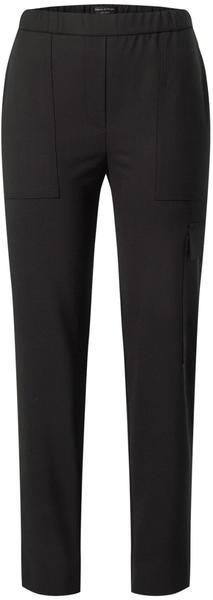 Marc O'Polo Cargo trousers RIMKA model made of elegant blended wool (101028110363) black