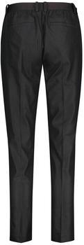 Marc O'Polo SUSTAINABLE Trousers TORUP model Made of LENZINGECOVERO (102006610055) black