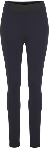 Esprit Stretch trousers made of punto jersey (999EE1B809) navy