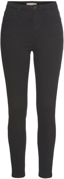 Esprit Skinny high rise Trousers with shaping function (990EE1B306) black