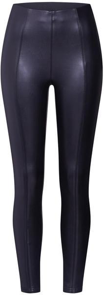Urban Classics Ladies Faux Leather Skinny Pants (TB3238) black