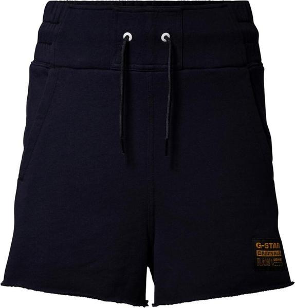 G-Star High Waist Short (D17297-C332) sartho blue