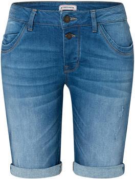 Timezone Slim Nalitz Short (15-10036-00-3092) opal blue wash