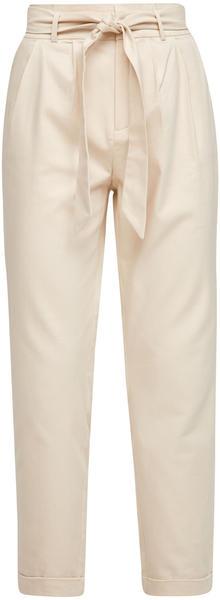S.Oliver Paperbag-hose (2061281) beige