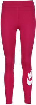 Nike Sportswear Essentials Tights (CZ8528) fireberry/white