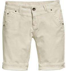 Timezone Slim Nalitz Shorts (14-10018-00-1440) pure white