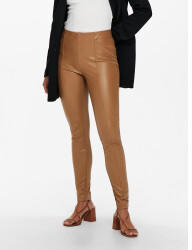 Only Onljessie Faux Leather Legging Otw Noos (15231825) toasted coconut