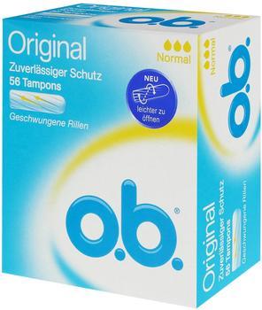 o.b. Normal (56 Stk.)