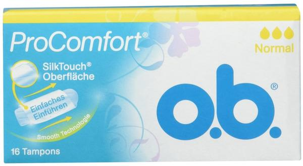 o.b. ProComfort normal (16 Stk.)
