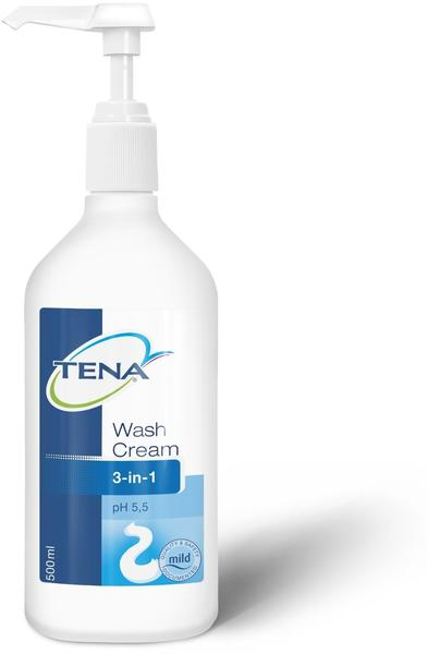 Tena Wash Cream (500 ml)