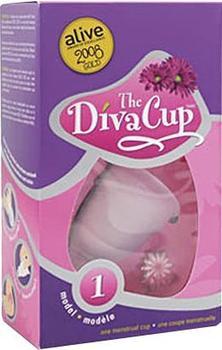 Diva International Diva Cup Menstruationskappe Gr.1 (1 Stk.)