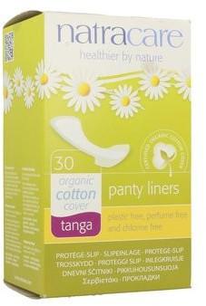 Natracare Panty Liners Tanga (x30)