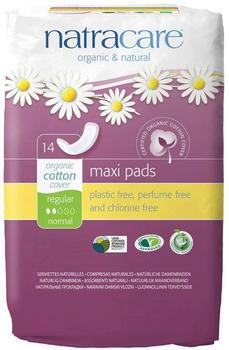 Natracare Maxi Pads Regular (14 uds.)