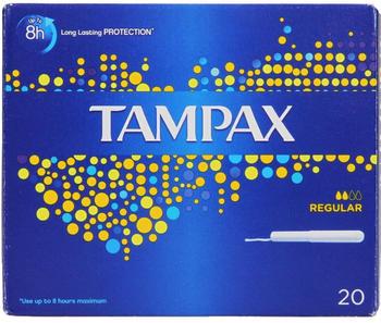 Tampax Regular (x20)