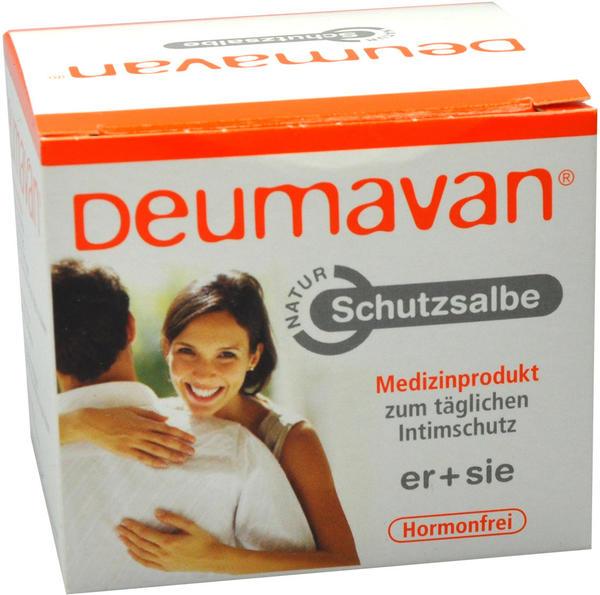 Kaymogyn Deumavan Schutzsalbe neutral Dose (100ml)