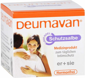 Kaymogyn Deumavan Schutzsalbe mit Lavendel Dose (50ml)