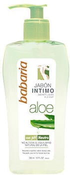 Babaria Intimate hygiene soap aloe vera (300 ml)