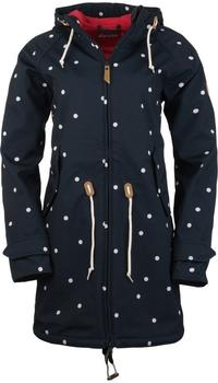 Derbe Island Friese Dots navy/red