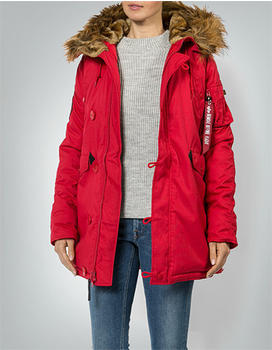 Alpha Industries Explorer Wmn speed red