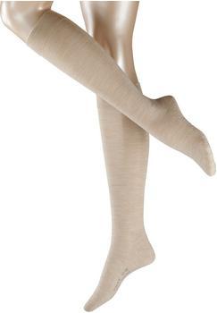 Falke Kniestrümpfe Wool Balance beige (47532-4659)