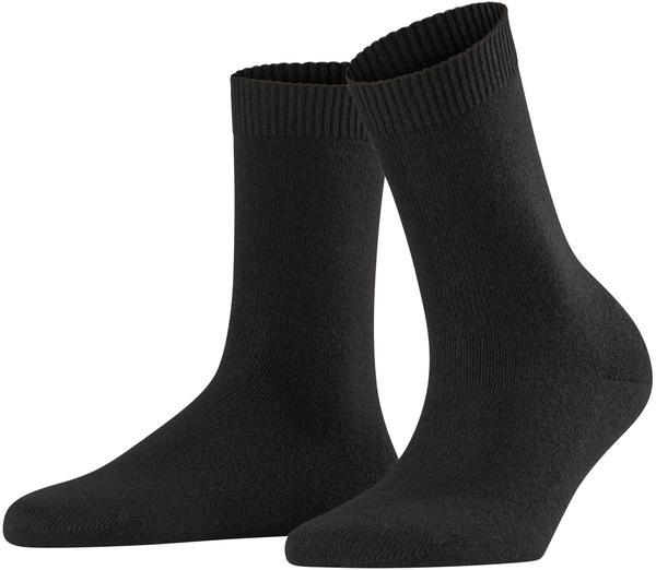 Falke Socken Cosy Wool schwarz (47548-3009)
