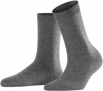 Falke Socken Cosy Wool grau (47548-3399)