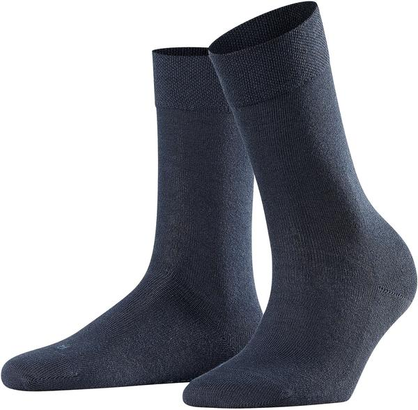 Falke Baumwollsocken London blau (47686-6379)