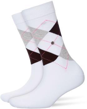 Burlington Uniforms Damen Strick Socken Queen white (22040-2001)
