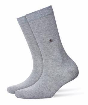 Burlington Damen Strick Socken Lady grau/light grey (22041-3400)