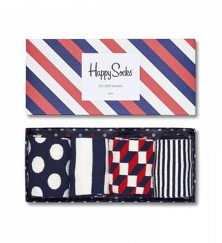 Happy Socks Stripe Socks Gift Box