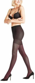 Falke Tights Essential Stitch pinot noir (41145)
