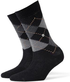 Burlington Socken Whitby (24080) black